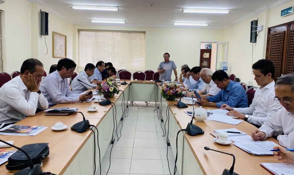 Ban chấp hành Hiệp hội Doanh nghiệp đầu tư nước ngoài họp sơ kết 6 tháng đầu năm