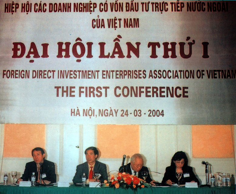 Đại hội I Hiệp hội DNĐTNN – 24/3/2004
