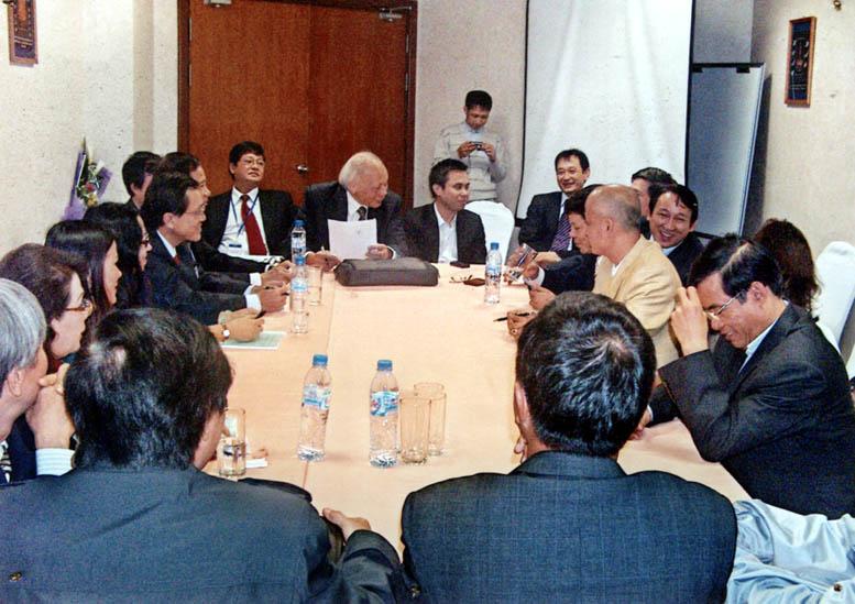 Đại hội III HIệp hội DNĐTNN – 13/3/2010