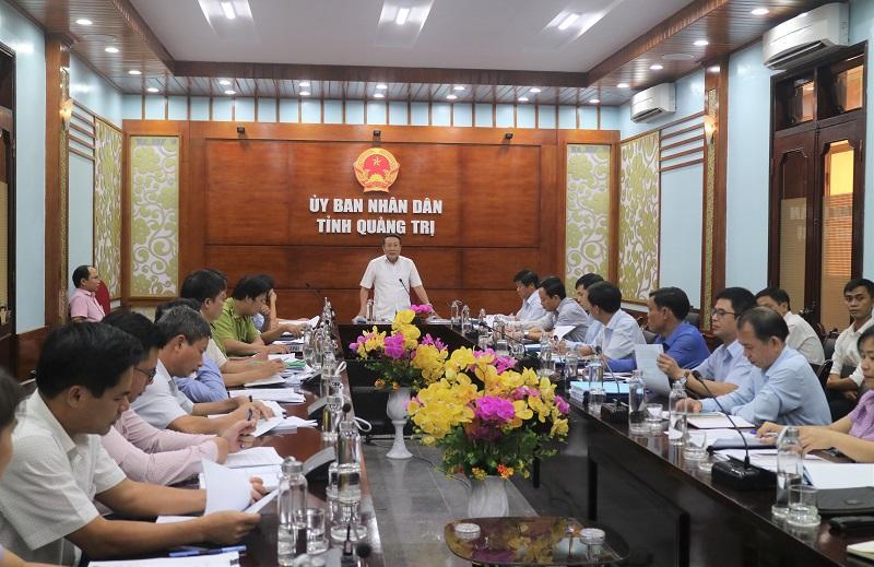 Quảng Trị thẩm định chuyển đổi hàng trăm ha diện tích đất rừng thực hiện đầu tư nhiều dự án