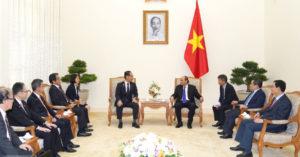 Thu Tuong Mong Muon Nhat Ban Dan Dau Ve Dau Tu Fdi 1