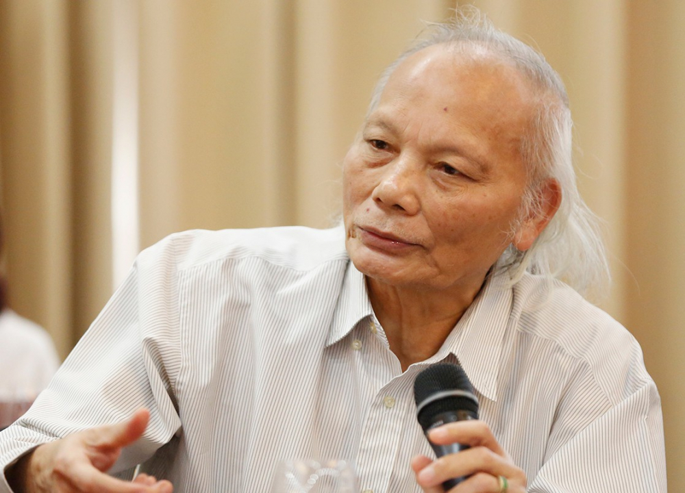 GS-TSKH. Nguyễn Mại: 'Việt Nam đang được nhiều tập đoàn dược phẩm lớn của thế giới quan tâm'