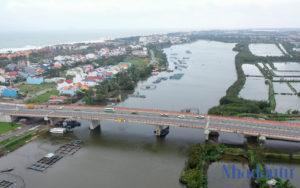 Hội thảo 'Khơi thông sông Cổ Cò: Đột phá mới cho phát triển kinh tế - xã hội Quảng Nam và Đà Nẵng'