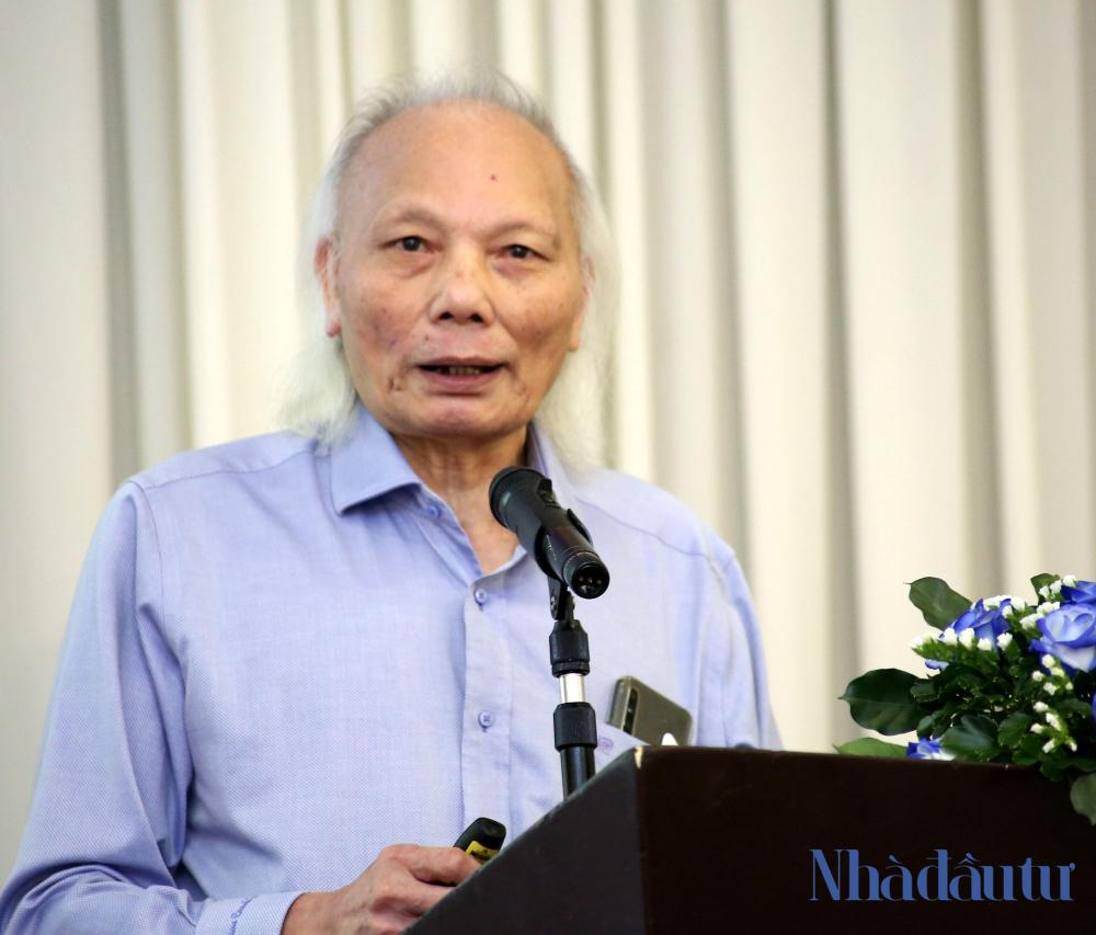 GS-TSKH. Nguyễn Mại: 'Không nên thu hút những dự án FDI 1-2 triệu USD'