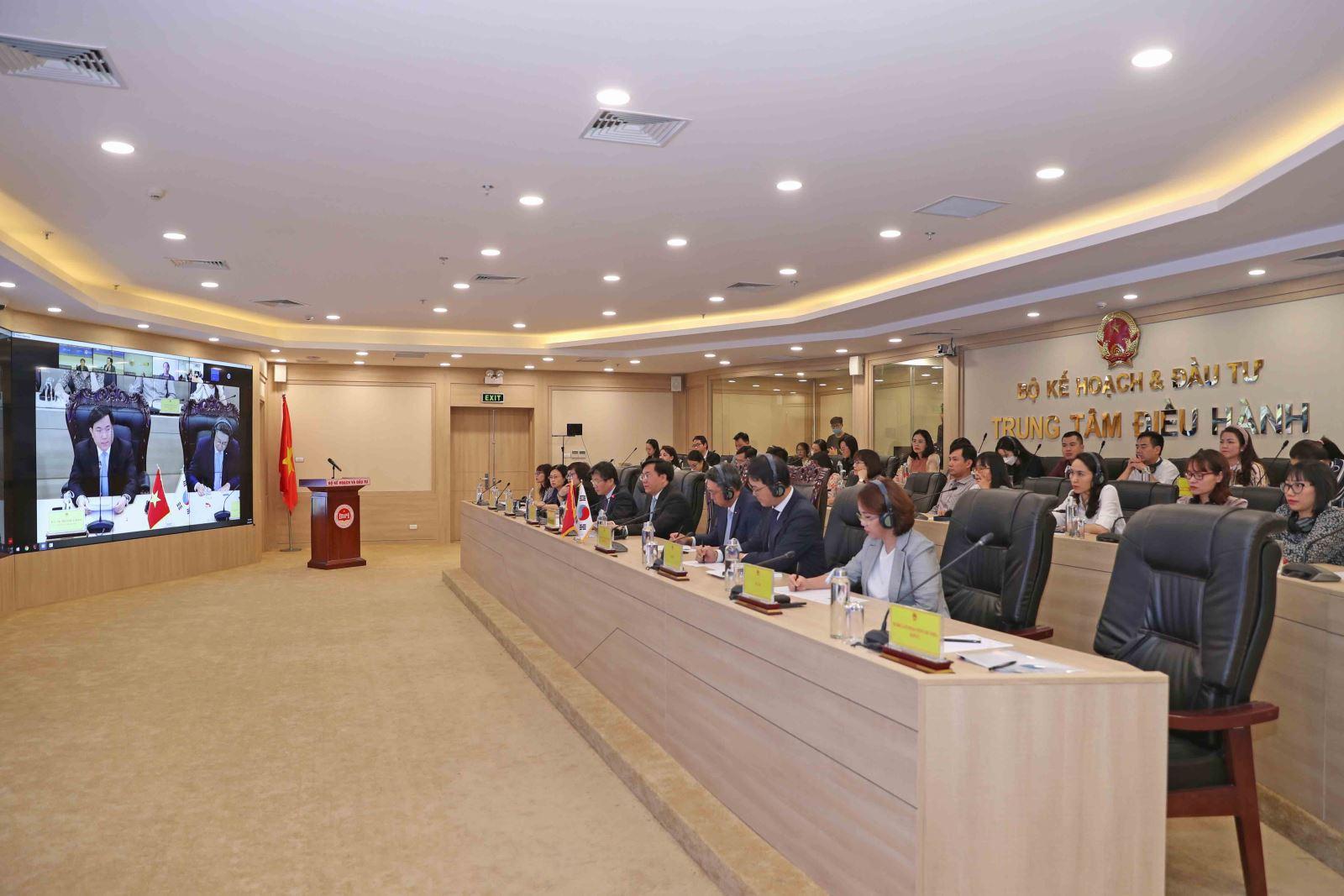 Hội thảo Đầu tư Kinh doanh trực tuyến Việt Nam - Hàn Quốc