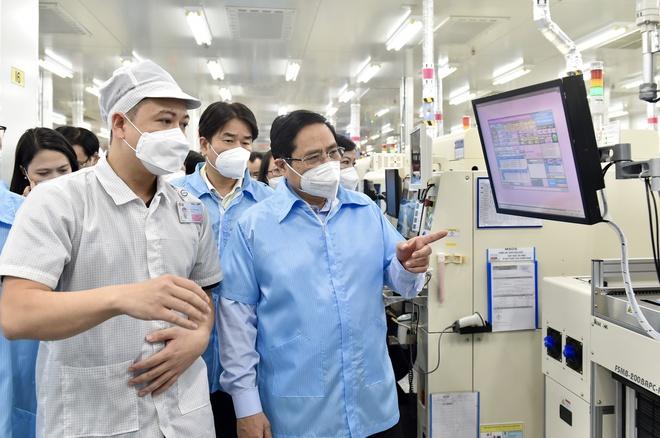 Thủ tướng: Việt Nam sẽ không phụ lòng tin của các doanh nghiệp FDI